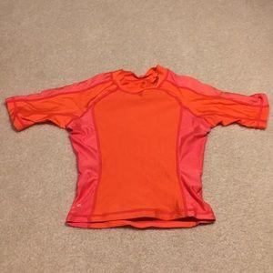 EUC Speedo UV protection swim shirt